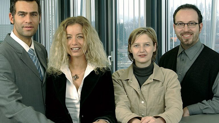 Gründung Strobl)Kriegner 1999