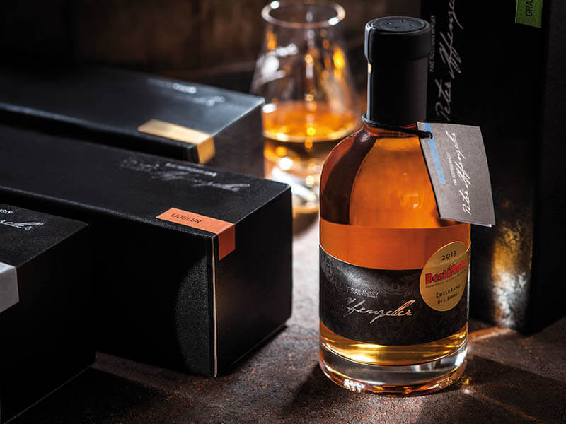 PETER AFFENZELLER Packaging Design Whisky
