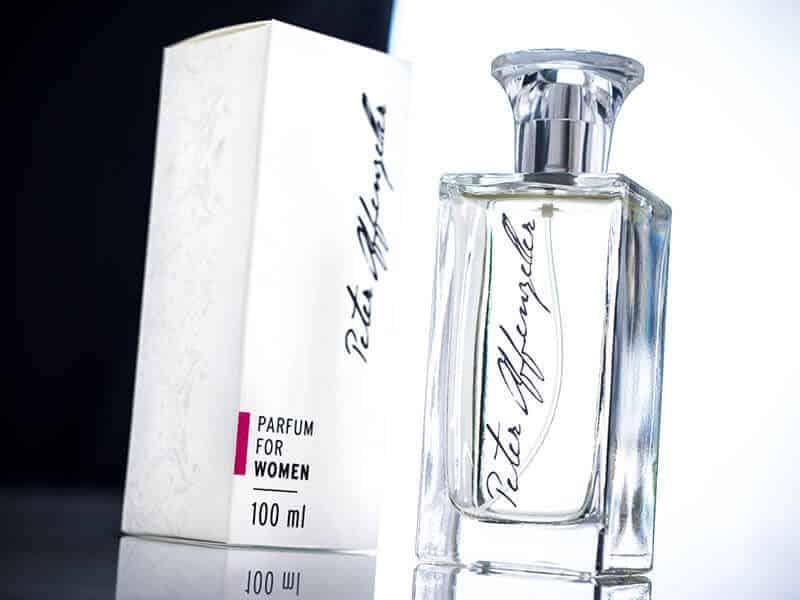 PETER AFFENZELLER Packaging Design Parfum