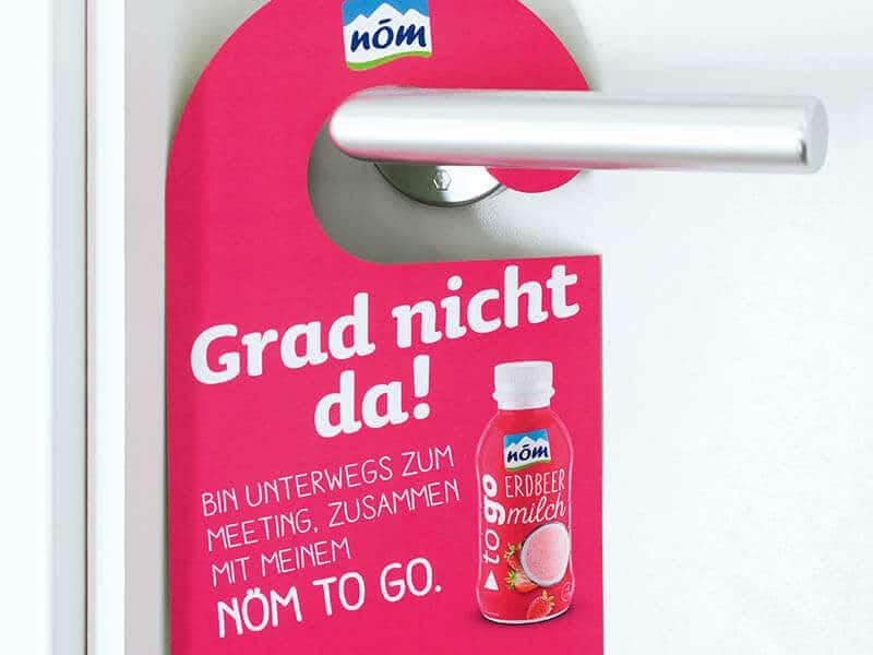 NÖM AG NÖM to go