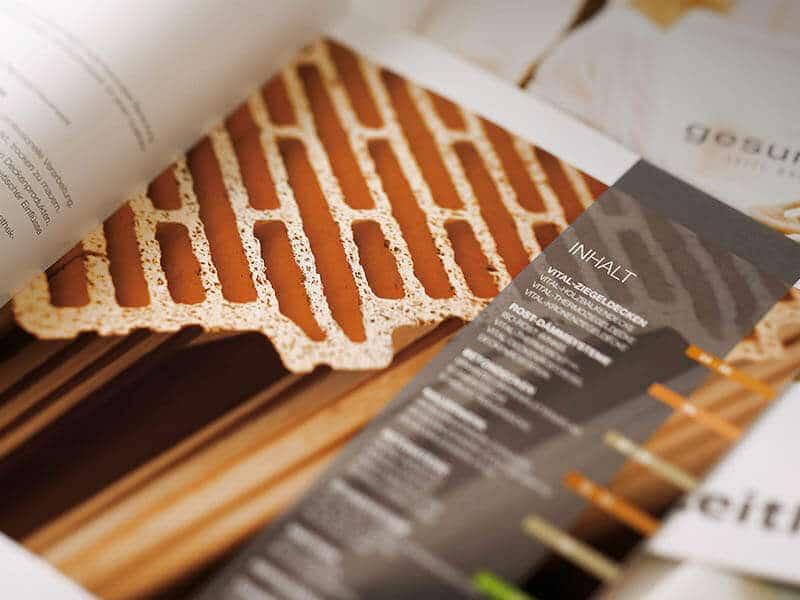 BAUHÜTTE LEITL-WERKE Image- und Produktfolder