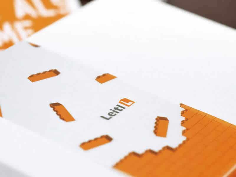 BAUHÜTTE LEITL-WERKE Einladung zum Kundenevent
