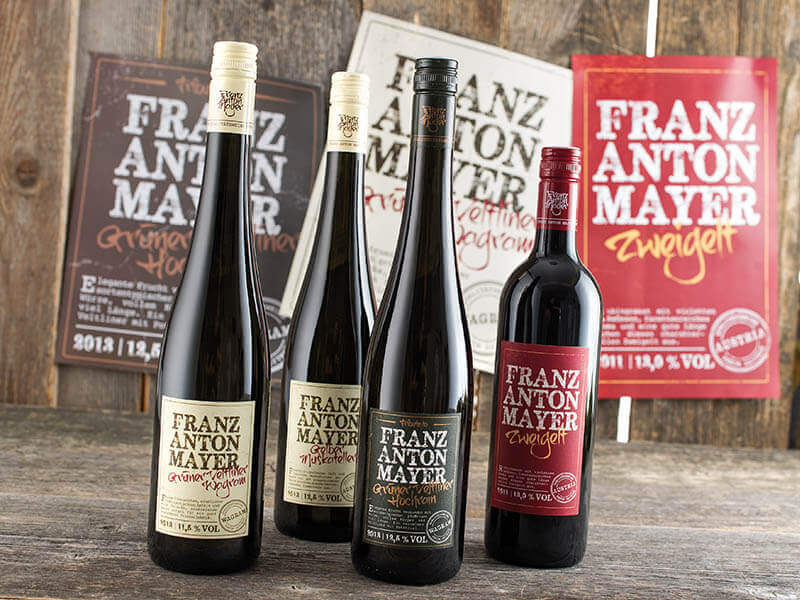 WEINGUT FRANZ ANTON MAYER Packaging