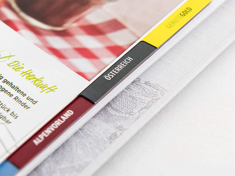 AGM GROSSVERBRAUCHERMÄRKTE Verkaufsmaterialien, Mappe
