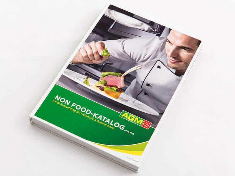 AGM GROSSVERBRAUCHERMÄRKTE Verkaufsmaterialien, Katalog