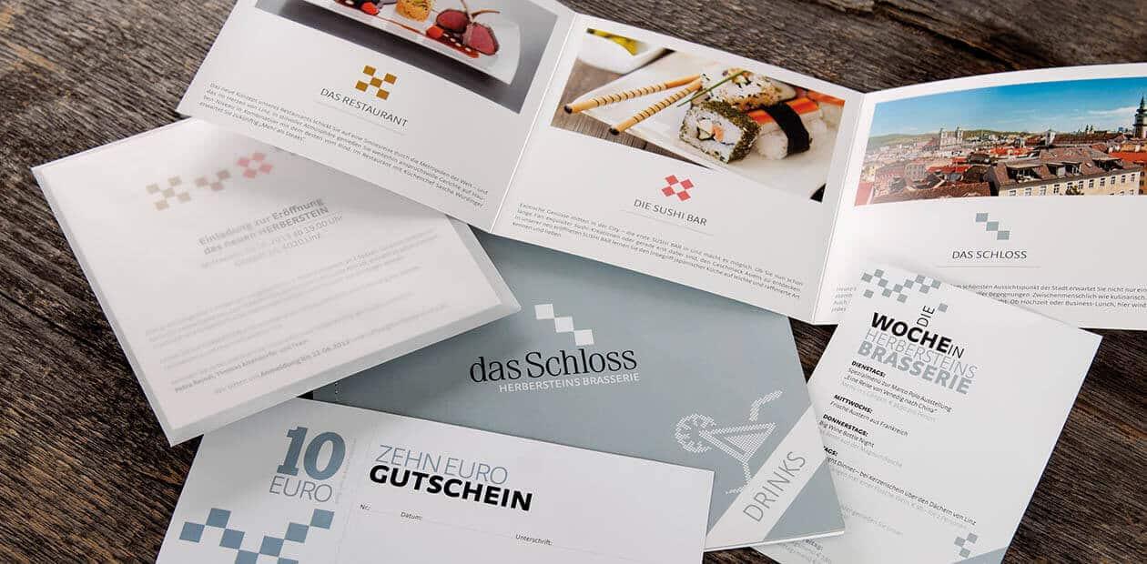 Herberstein Corporate Design