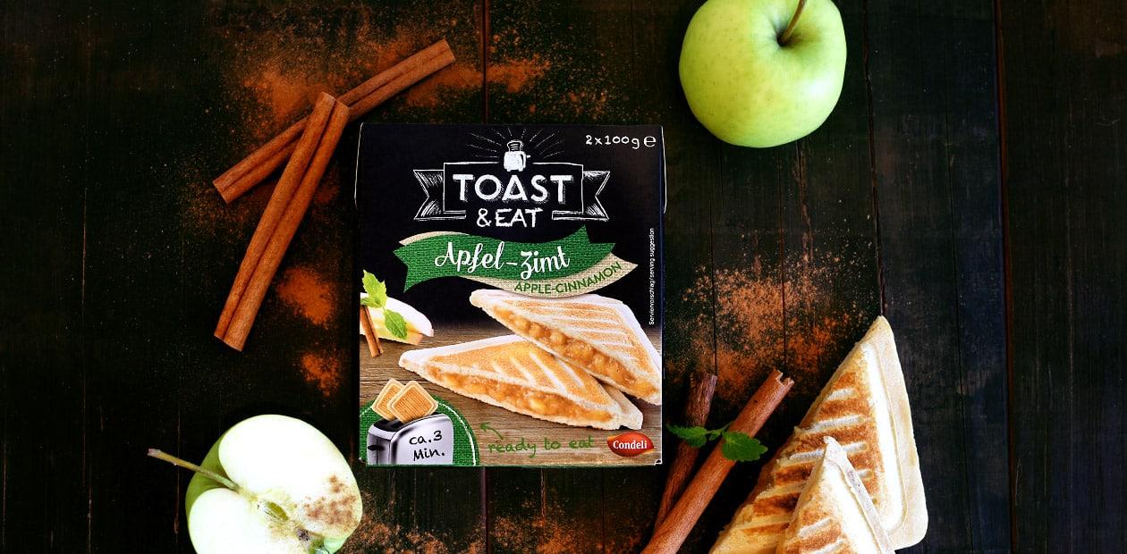 Condeli Toast slider