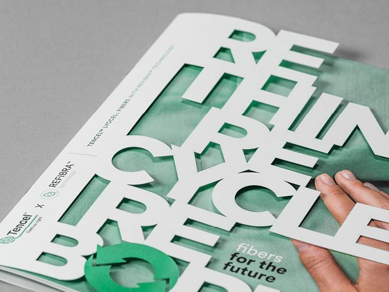 "Cover des Kataloges ""fibers for the future"""