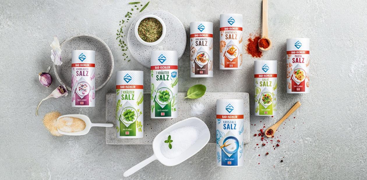 BAD ISCHLER Salzprodukte